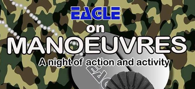 Eagle on Manoeuvres - Uniform Night in Cardiff le Sat, August 17, 2019 from 10:00 pm to 04:00 am (Clubbing Gay)