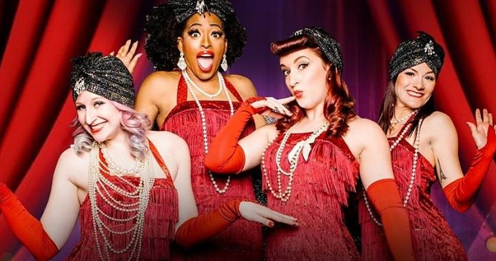 Burlesque by Follie Mixtures in Bourg-Saint-Maurice le Tue, March 24, 2020 from 07:00 pm to 10:00 pm (Show Gay, Lesbian)