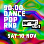 Rhythm Of The Night à Londres le sam. 10 novembre 2018 de 21h00 à 04h00 (Clubbing Gay)