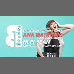 Bender w/ Ana Matronic & Hifi Sean in London le Fri, February 22, 2019 from 09:00 pm to 04:00 am (Clubbing Gay)