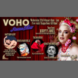 VOHO Revue Show in London le Wed, February 27, 2019 from 08:00 pm to 02:00 am (Clubbing Gay)
