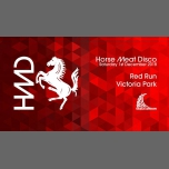 Horse Meat Disco - Red Run in London le Sat, December  1, 2018 from 11:00 am to 02:45 pm (Fund raising Gay)