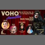The VoHo Revue Show à Londres le mer.  6 mars 2019 de 20h00 à 02h00 (Clubbing Gay)