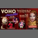 VOHO Revue Show à Londres le mer.  7 novembre 2018 de 20h00 à 02h00 (Clubbing Gay)