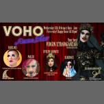 The VoHo Revue Show in London le Wed, July  3, 2019 from 08:00 pm to 02:00 am (Clubbing Gay)