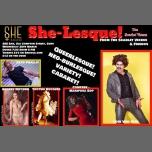 The Scarlet Vixens: She-Lesque! à Londres le mer. 28 mars 2018 de 19h30 à 22h00 (Clubbing Lesbienne)