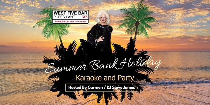Summer Bank Holiday Sunday en Londres le dom 25 de agosto de 2019 20:00-02:00 (Clubbing Gay)