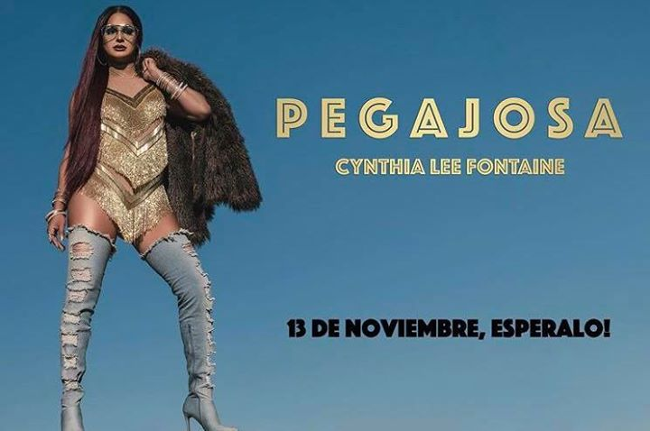 Cynthia Lee Fontaine en Londres le vie 14 de junio de 2019 19:00-03:00 (After-Work Gay)