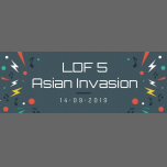LDF 5 Asian Invasion in London le Sat, September 14, 2019 from 06:00 pm to 03:00 am (After-Work Gay)