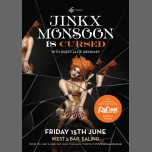 Jinkx Monsoon Is Cursed - London Tour Date in London le Fri, June 15, 2018 from 07:00 pm to 03:00 am (Clubbing Gay)