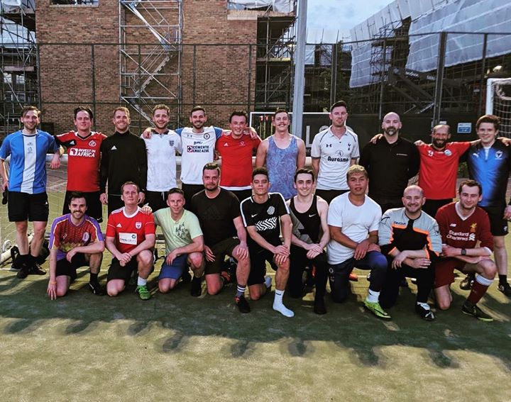 London Falcons Summer Training 2019 en Londres le mar 27 de agosto de 2019 19:45-21:00 (Deportes Gay)
