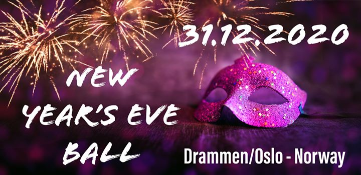 New Year´s Eve Ball - 31.12.2020 in Drammen le Thu, December 31, 2020 from 07:00 pm to 02:00 am (Clubbing Gay, Lesbian)