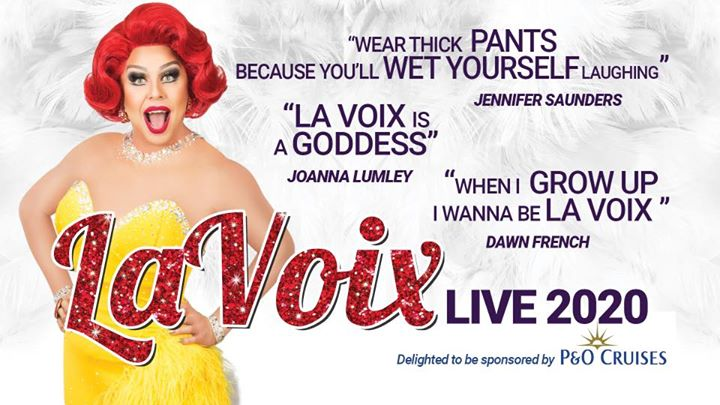 La Voix - Live in Leeds 2020 a Leeds le ven 21 febbraio 2020 19:30-22:00 (Concerto Gay friendly, Lesbica friendly)