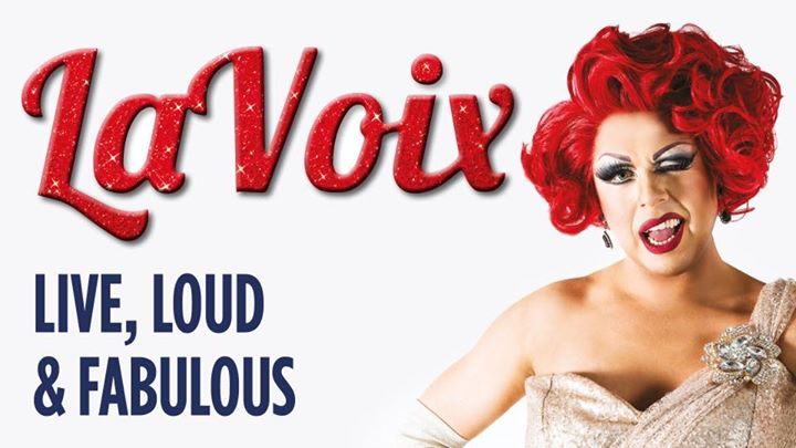 La Voix Live! - Eastleigh Concorde in Eastleigh le Fr 12. Juli, 2019 21.00 bis 23.30 (Konzert Gay Friendly, Lesbierin Friendly)
