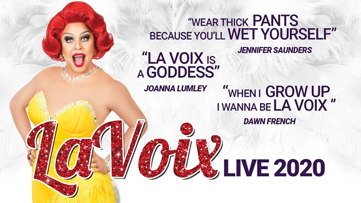 La Voix: Live! in Manchester le Fri, April 24, 2020 from 08:00 pm to 10:00 pm (Show Gay Friendly, Lesbian Friendly)