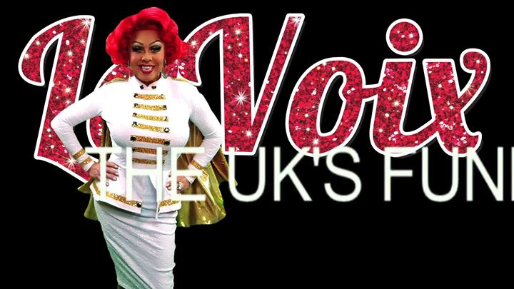 La Voix: The UK's Funniest Red Head a Liverpool le sab 28 marzo 2020 19:30-22:30 (Concerto Gay friendly, Lesbica friendly)