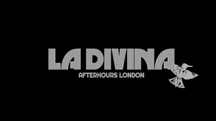 La Divina Afterhours in London le Sat, August  3, 2019 from 11:45 pm to 12:00 pm (Clubbing Gay)