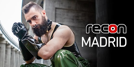 Recon Madrid in Madrid le Fri, May  1, 2020 from 11:30 pm to 07:00 am (Clubbing Gay)