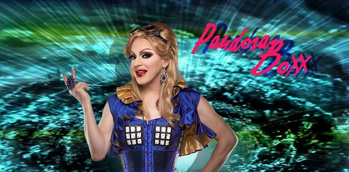 Kitty Tray Presents : Pandora Boxx One Woman Show à Manchester le jeu. 25 avril 2019 de 19h00 à 22h00 (Clubbing Gay)