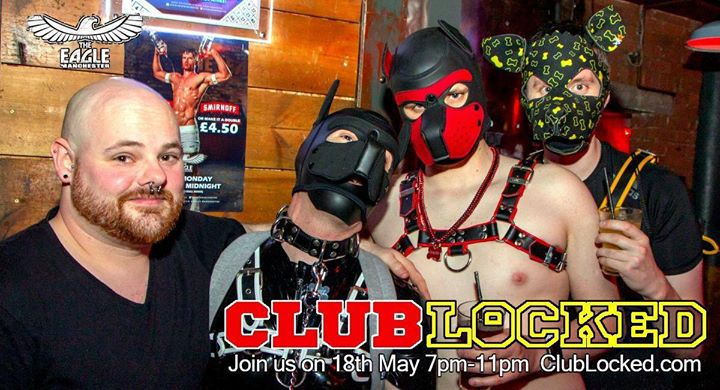 Club Locked at The Eagle in Manchester le Sat, July 20, 2019 from 07:00 pm to 11:00 pm (After-Work Gay)