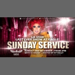 La Voix does her last ever Sunday Service à Manchester le dim.  2 décembre 2018 de 14h00 à 20h00 (After-Work Gay)