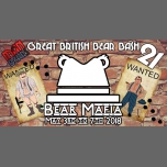 The Great British Bear Bash 21: Bear Mafia à Manchester du  3 au  7 mai 2018 (Clubbing Gay)