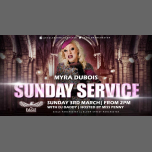 Myra DuBois does Sunday Service in Manchester le Sun, March  3, 2019 from 02:00 pm to 08:00 pm (After-Work Gay)