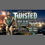 Twisted Bear, Manchester Debut à Manchester le sam. 10 mars 2018 de 22h00 à 04h00 (Clubbing Gay)