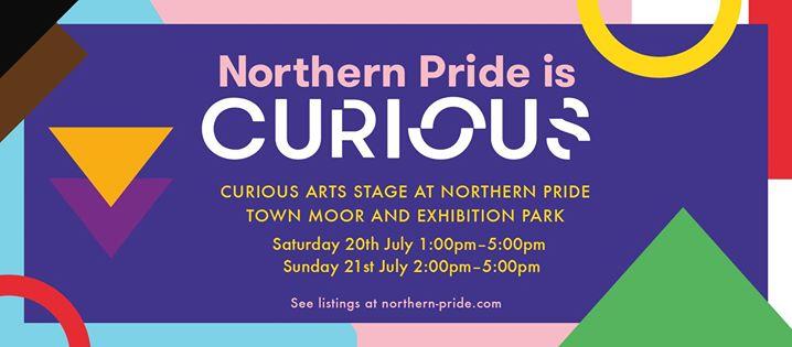 Newcastle upon TyneNorthern Pride is Curious2019年 1月20日,13:00(男同性恋, 女同性恋 见面会/辩论)