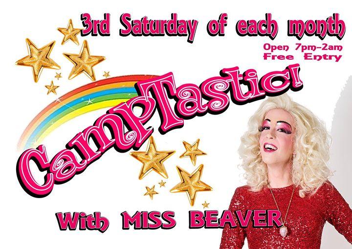 布里斯托尔CampTastic2019年 9月17日,21:00(男同性恋, 熊 俱乐部/夜总会)