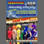 BBB Pride After Party en Bristol le sáb 14 de julio de 2018 17:00-04:00 (Clubbing Gay, Oso)