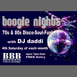 Boogie Nights in Bristol von 28 April bis 23. Dezember 2018 (Clubbing Gay, Bear)