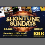 Showtune Sundays à Bristol du 15 avril au  9 décembre 2018 (After-Work Gay, Bear)