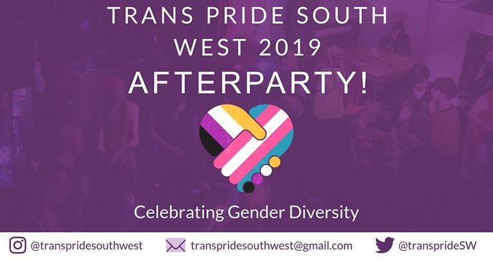 Trans Pride South West Afterparty | The Old Market Assembly in Bristol le Sat, November 23, 2019 from 10:00 pm to 02:00 am (Meetings / Discussions Gay, Lesbian, Trans, Bi)