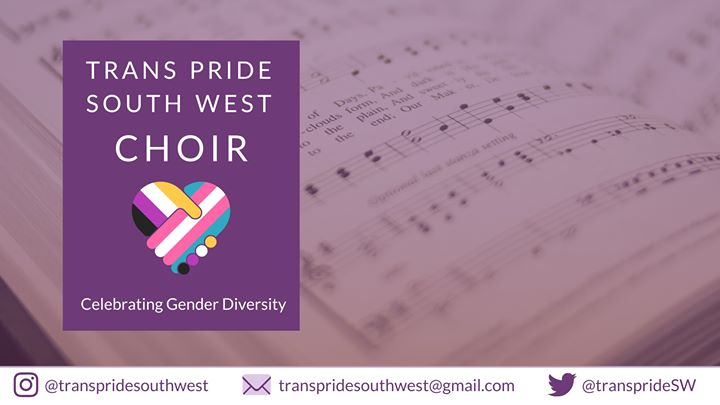 Trans Pride Pop-Up Choir | To The Moon in Bristol le Sat, November 23, 2019 from 06:00 pm to 06:30 pm (Meetings / Discussions Gay, Lesbian, Trans, Bi)