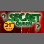 MAR Secret Queen - Mandalyns Bar à Bristol le sam. 31 mars 2018 de 20h00 à 03h00 (Clubbing Gay, Lesbienne)
