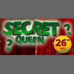 MAY Secret Queen - Mandalyns Bar à Bristol le ven. 25 mai 2018 de 20h00 à 03h00 (Clubbing Gay, Lesbienne)