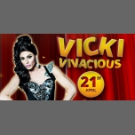 Vicki Vivacious - Mandalyns Bar in Bristol le Sa 21. April, 2018 20.00 bis 03.00 (Clubbing Gay, Lesbierin)