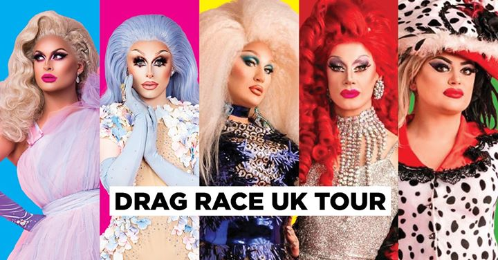 Drag Race UK Tour - Adelaide en Adelaide le jue 23 de abril de 2020 19:00-22:30 (After-Work Gay, Lesbiana, Trans, Bi)