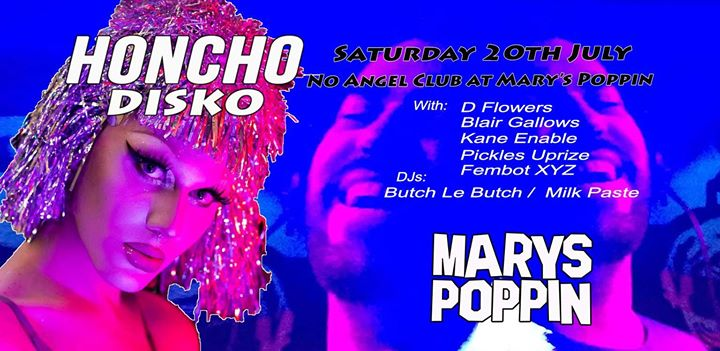 Honcho Disko Adelaide Saturday July 20th in Adelaide le Sat, July 20, 2019 from 10:30 pm to 04:30 am (Clubbing Gay, Lesbian, Trans, Bi)