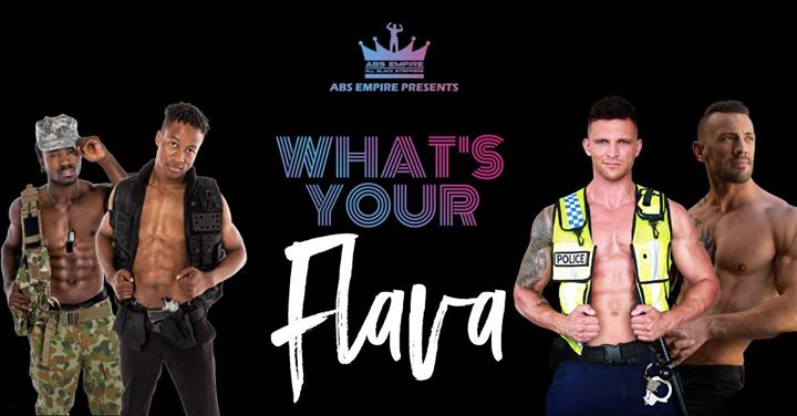 What's your Flava? in Perth le Sat, July 20, 2019 from 08:00 pm to 11:30 pm (After-Work Gay, Lesbian)