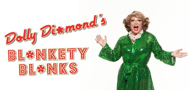 Dolly Diamond's Bl*ankety Bl*nks in Perth le Mi 12. Februar, 2020 19.30 bis 20.45 (After-Work Gay, Lesbierin)
