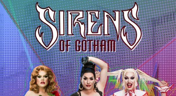 Sirens Of Gotham à Sydney le ven.  9 août 2019 de 12h00 à 03h30 (Clubbing Gay)