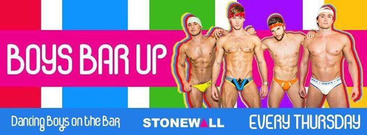 Boys Bar Up à Sydney le jeu.  8 août 2019 de 22h00 à 03h30 (Clubbing Gay)