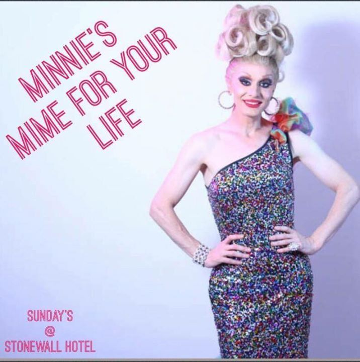 Mime for your life à Sydney le dim. 18 août 2019 de 23h00 à 02h00 (After-Work Gay)