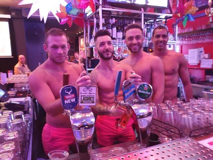 Dirty Dick's à Sydney le jeu.  8 août 2019 de 18h00 à 21h00 (Clubbing Gay)
