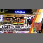 Bears on Friday Red Ribbon Appeal & $900 Members badge draw à Sydney le ven. 16 novembre 2018 de 19h00 à 00h00 (After-Work Gay, Bear, Bi)