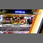 Bears on Friday Leather night & Members badge draw in Sydney le Fri, January 11, 2019 from 07:00 pm to 12:00 am (After-Work Gay, Bear, Bi)