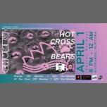Hot Cross Bears à Sydney le dim.  1 avril 2018 de 20h00 à 23h55 (After-Work Gay, Bear, Bi)