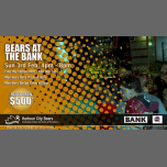 Bears at the Bank & $500 Members badge draw in Sydney le So  3. Februar, 2019 16.00 bis 20.00 (After-Work Gay, Bear, Bi)
